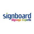 signboard signage logo - electrical contractors Bristol
